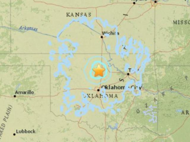 Oklahoma Rocked by 8 Earthquakes in 24 Hours