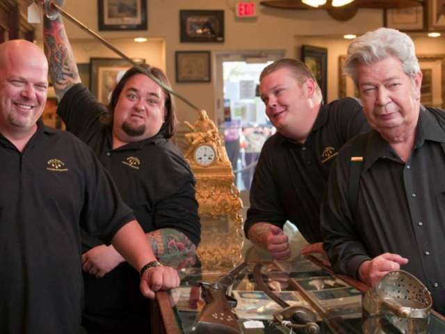 How Much Do the 'Pawn Stars' Make