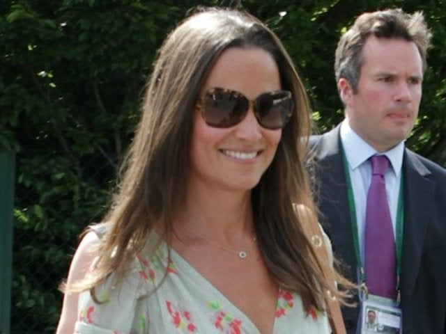 Pippa Middleton Kicked out of Supermarket Just Before Birth of Sister Kate's Baby