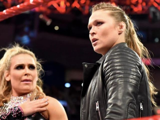 Ronda Rousey Responds to Critics About Her WWE Booking
