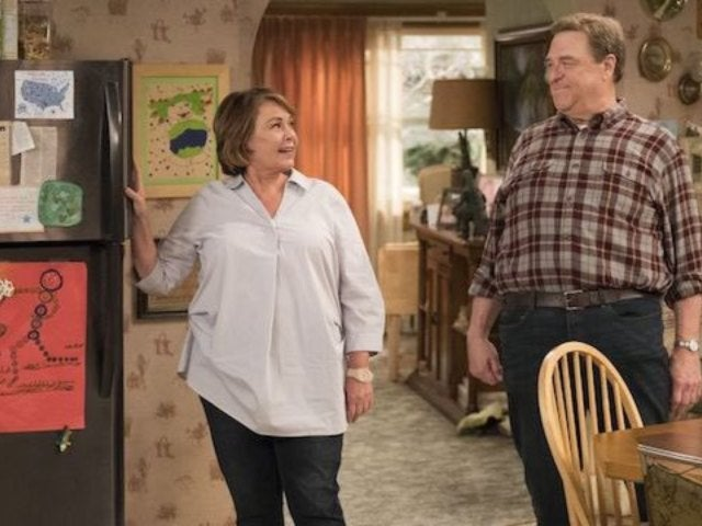 'Roseanne' Tops on TV, a First for ABC in 18 Years