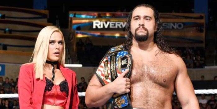 Rusev Lana WWE
