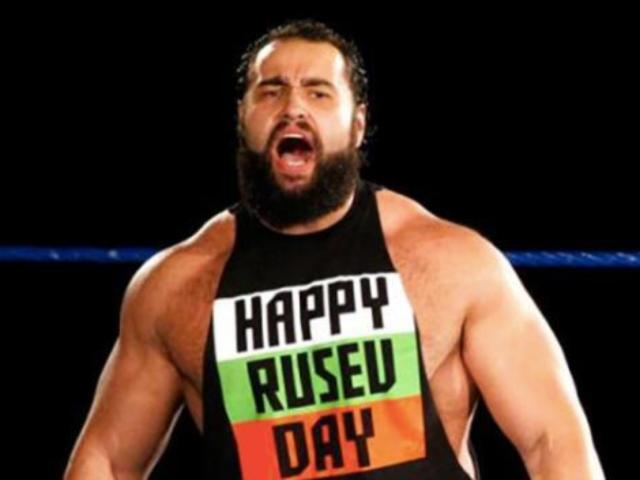 Rusev Reportedly Unhappy, Recently Asked WWE for Release