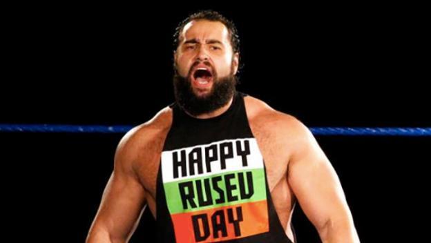 Rusev unhappy release wwe wrestlemania