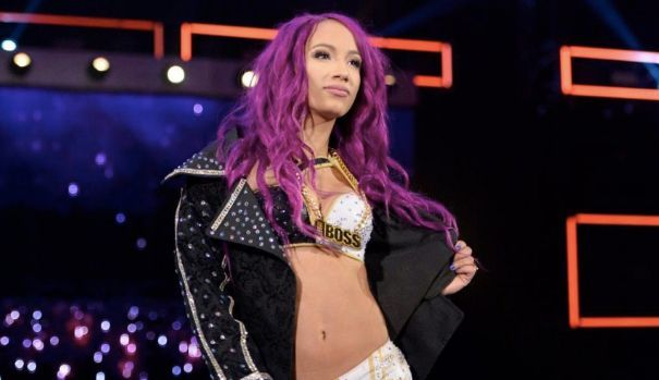 Sasha Banks WWE gone Cold