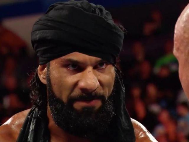 Jinder Mahal Joins RAW, Loses US Championship in Opening Match
