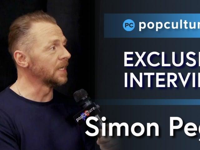 Simon Pegg Talks Mission: Impossible & Star Trek