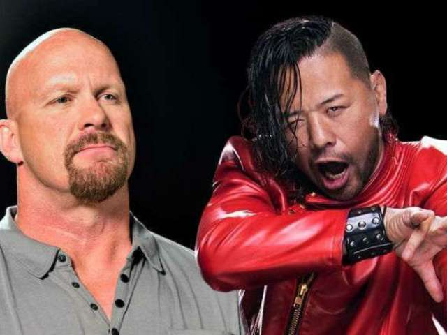 Steve Austin Has High Praise for Shinsuke Nakamura, Heel Turn
