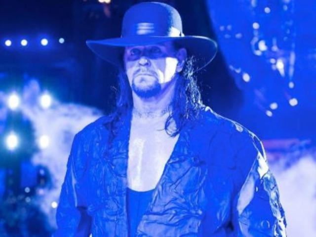 Update on The Undertaker's Schedule for 2018