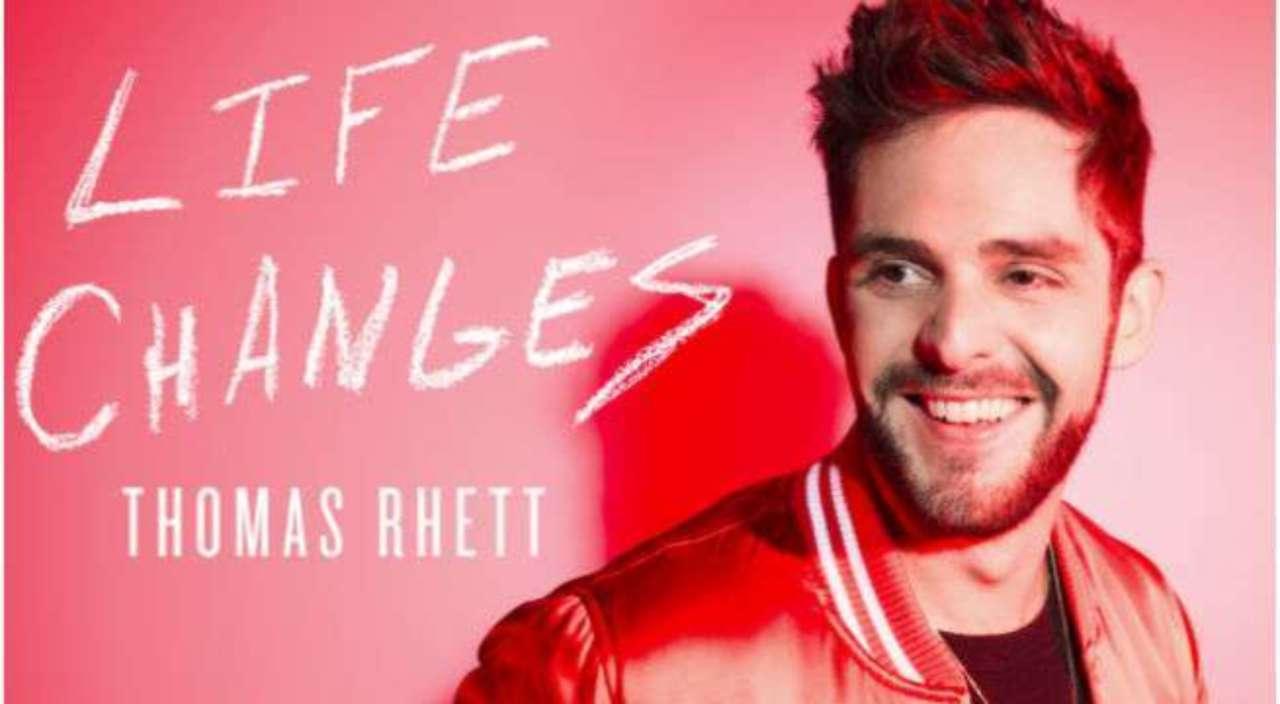 9f09045553 Thomas Rhett Releases  Life Changes  as New Single