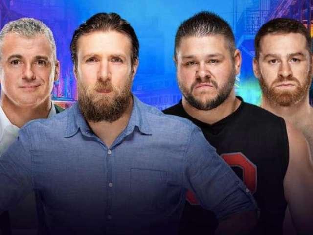 Daniel Bryan Makes Triumphant Return to WrestleMania