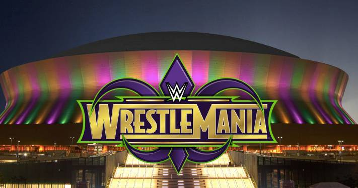 wrestlemania 34 rumors