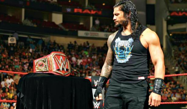 WWE Biggest Questions Roman Reigns