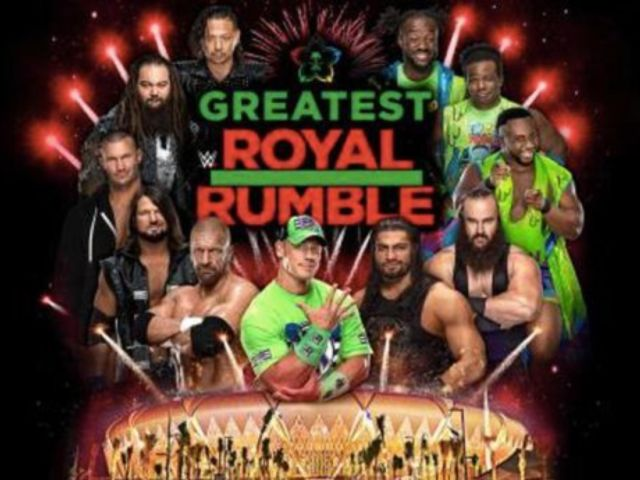 WWE Rumor: Multiple Titles Expected to Change Hands at Greatest Royal Rumble