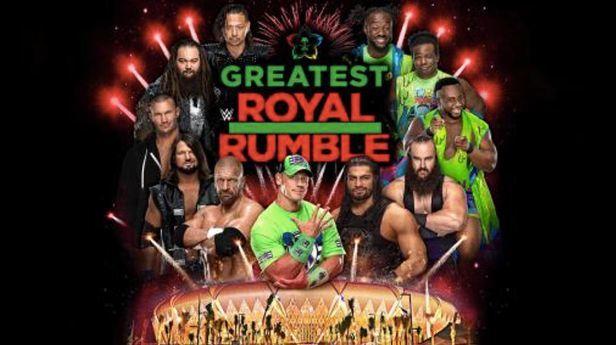 wwe rumor greatest roual rumble