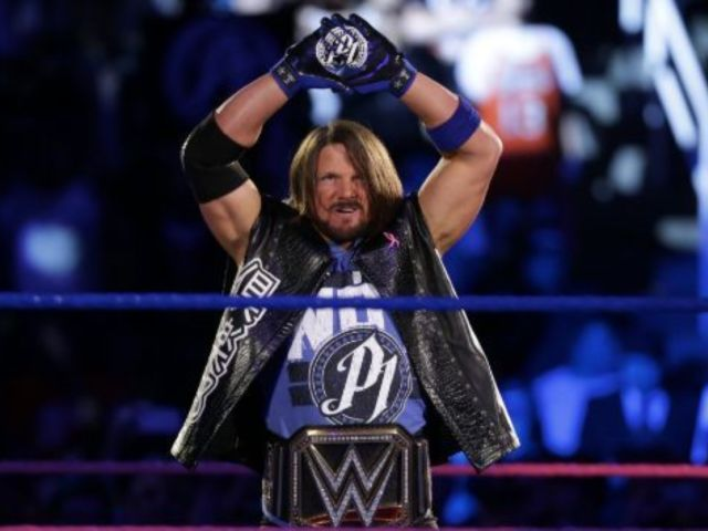 AJ Styles' Entrance Music Not Originally Intended for Him?