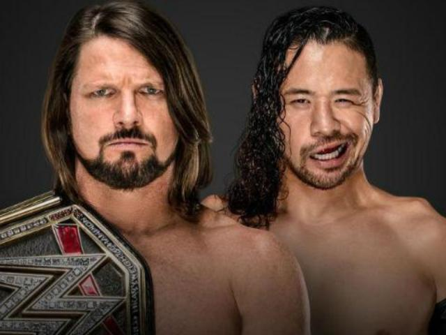 AJ Styles vs. Shinsuke Nakamura Rematch Announced for Money in the Bank