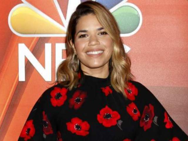 America Ferrera Welcomes Son Sebastian Piers Williams With Husband