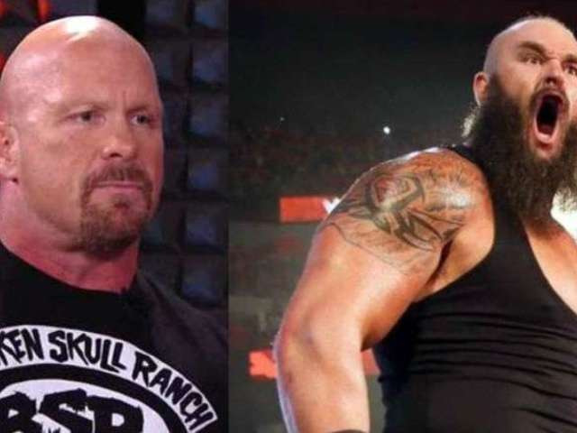 Steve Austin Concerned with WWE's Booking of Braun Strowman