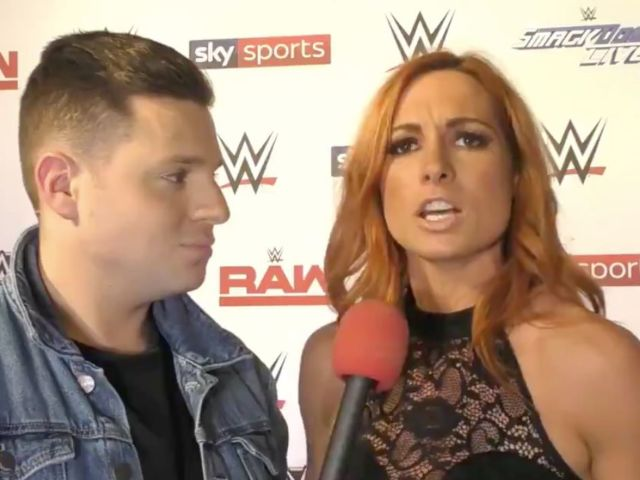 Watch: Becky Lynch Calls Ronda Rousey's Gang 'Donkey Women'