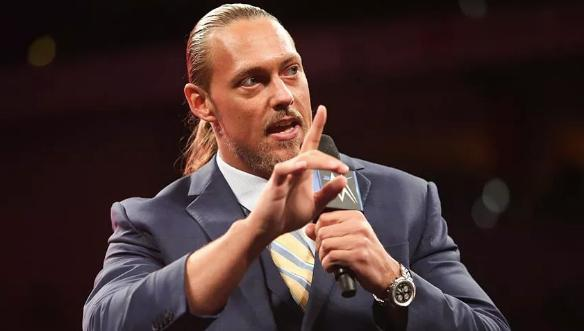 Big Cass heat little person wwe