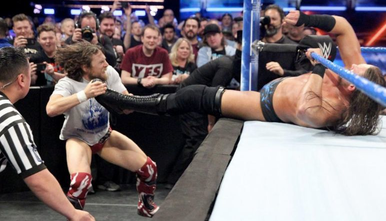 big cass injury smackdown wwe