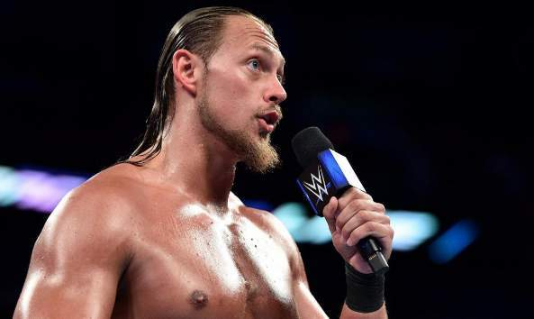 Big Cass Trouble backstage vince mcmahon