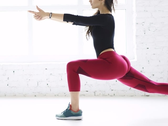 Build a Better Booty with this Workout [VIDEO]