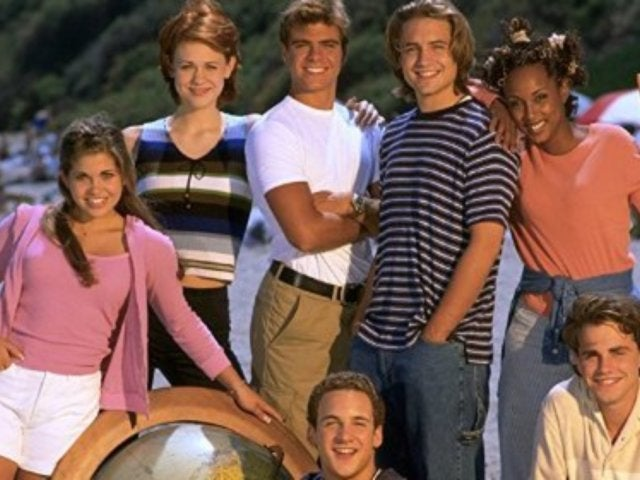 'Boy Meets World's Will Friedle Teases New Series With Former Co-Star Danielle Fishel