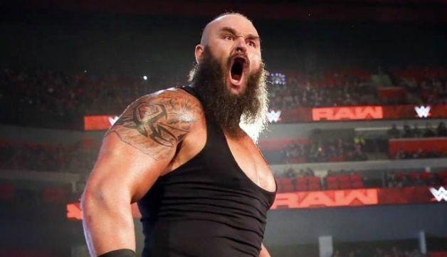 Braun Strowman breaks greeast royal rumble trophy