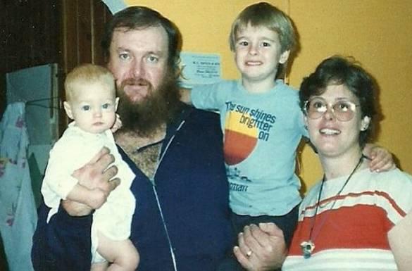 Braun Strowman childhood photo