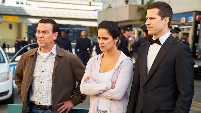 brooklyn-nine-nine-Joe-Lo-Truglio-Melissa-Fumero-Andy-Samberg