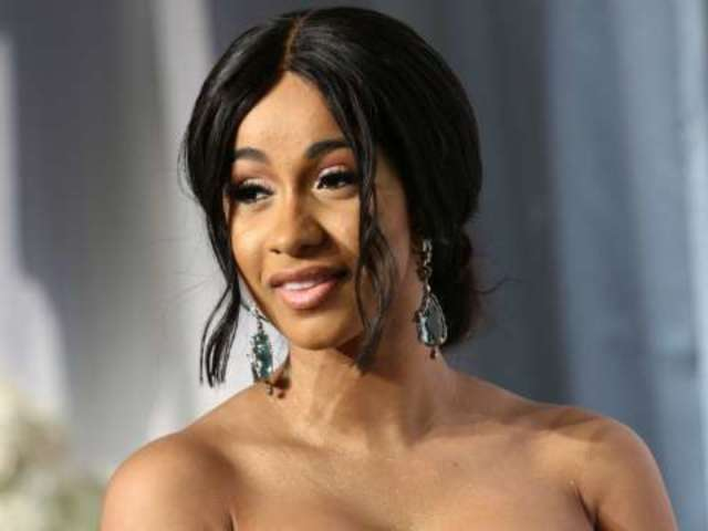 Cardi B Accidentally Reveals Gender of Her Baby