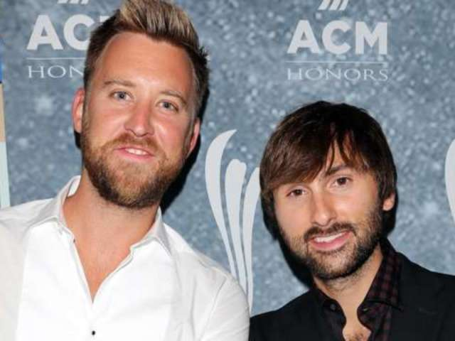 Charles Kelley, Dave Haywood Give Inspiring Commencement Address at Alma Mater