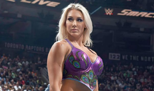 charlotte flair ruptured breast implant wwe