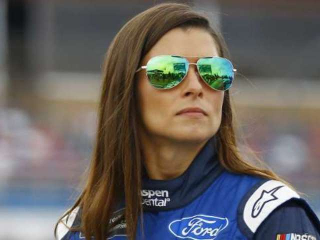 See Danica Patrick's Heartfelt Post Just Moments Before Fiery Crash