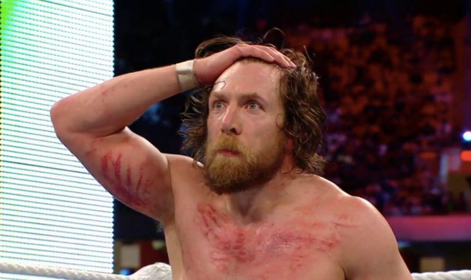 Daniel Bryan injury health smackdown backlash