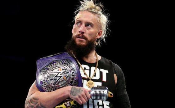 Enzo Amore impact wrestling wwe