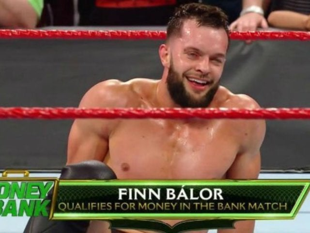 Finn Balor Qualifies for Money in the Bank With Help From Jinder Mahal