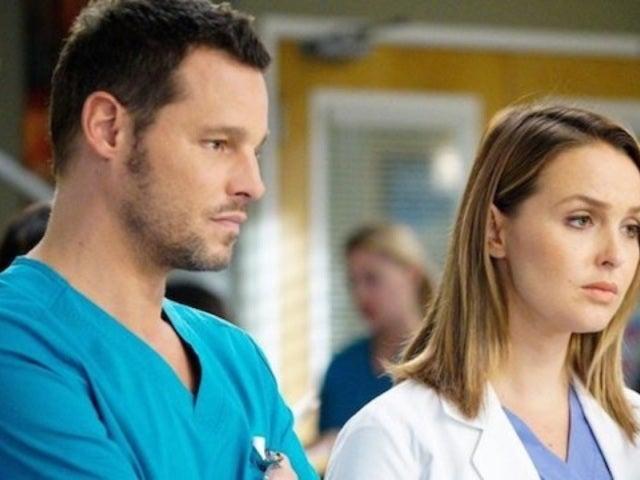 'Grey's Anatomy' Season Finale Will Feature Jo and Alex's Wedding