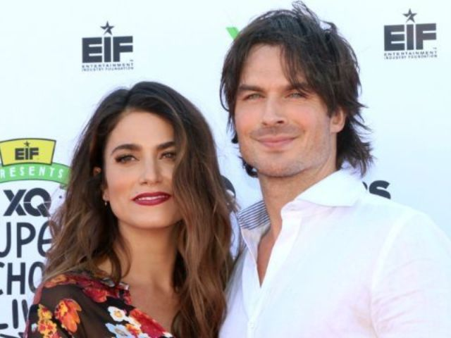 Ian Somerhalder Shares Intimate Photo of 'Twilight' Star Nikki Reed for Mother's Day
