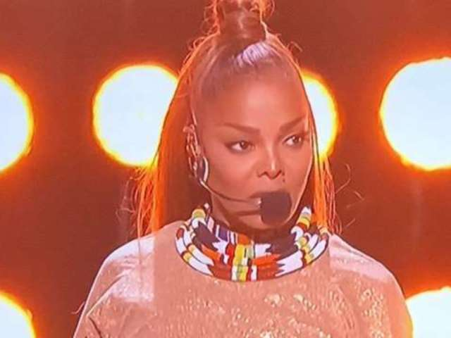 Billboard Music Awards 2018: Janet Jackson Performs on TV for First Time in 9 Years