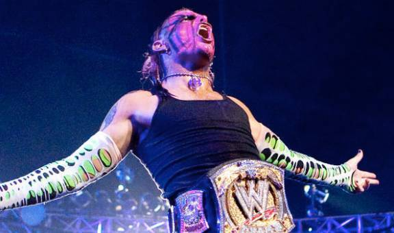 Jeff Hardy teases old music backlash
