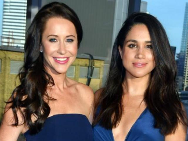 Meghan Markle Poses for Selfies With Friends in Unearthed Photos