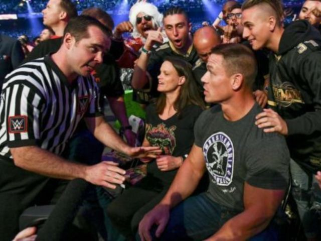 John Cena Shares Creative Process Behind WrestleMania 34 Moment