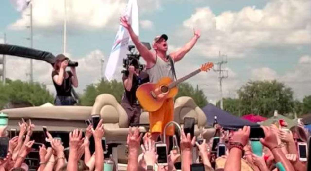 Watch Kenny Chesney\'s New \'Get Along\' Video