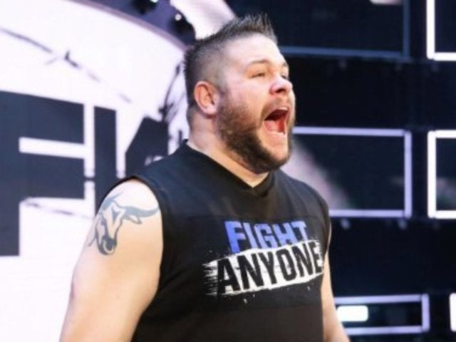 Kevin Owens Lands New WWE Contract