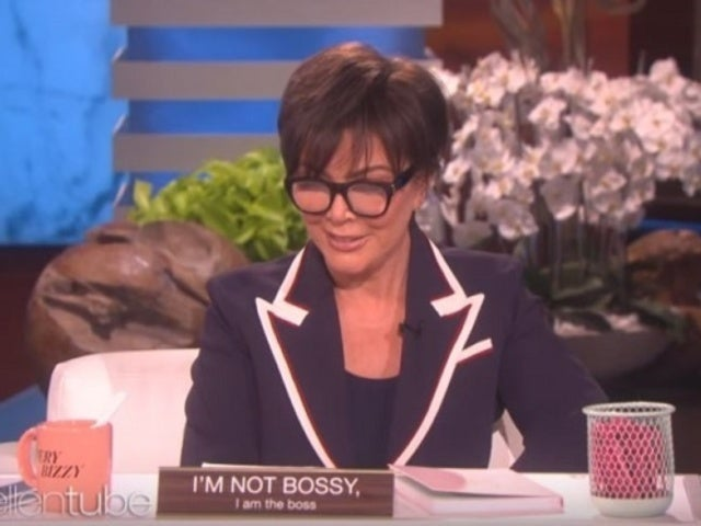 Everything Kris Jenner Revealed About Kanye West, Tristan Thompson and 'KUWTK' on 'Ellen'
