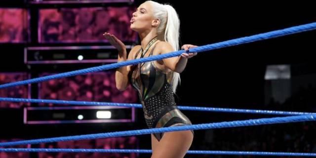 Lana WWE push rusev day mitb
