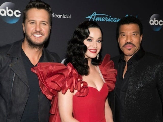 Luke Bryan Jokes Katy Perry Is Pregnant, But She Is Not Amused